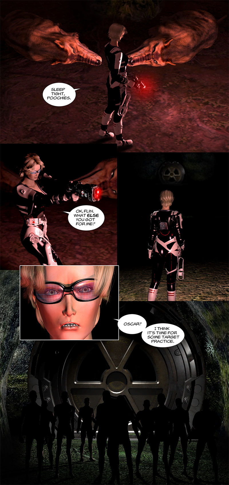 Chapter 5, page 6 – the semi-dead approach