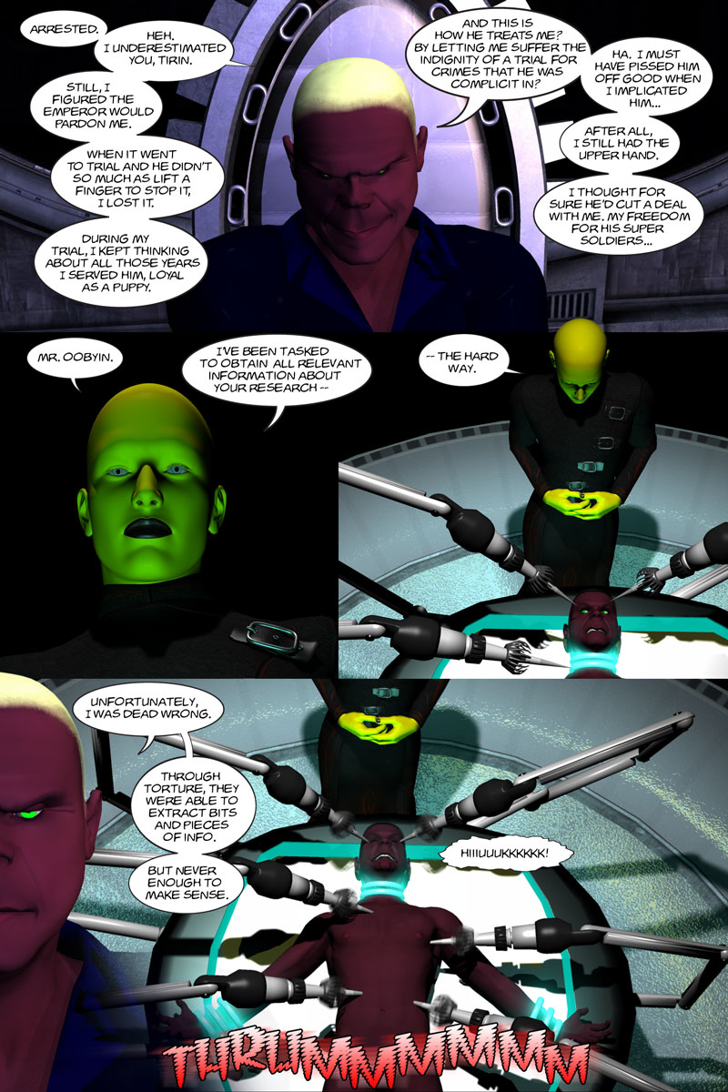 Chapter 5, page 20 – Flin is tortured