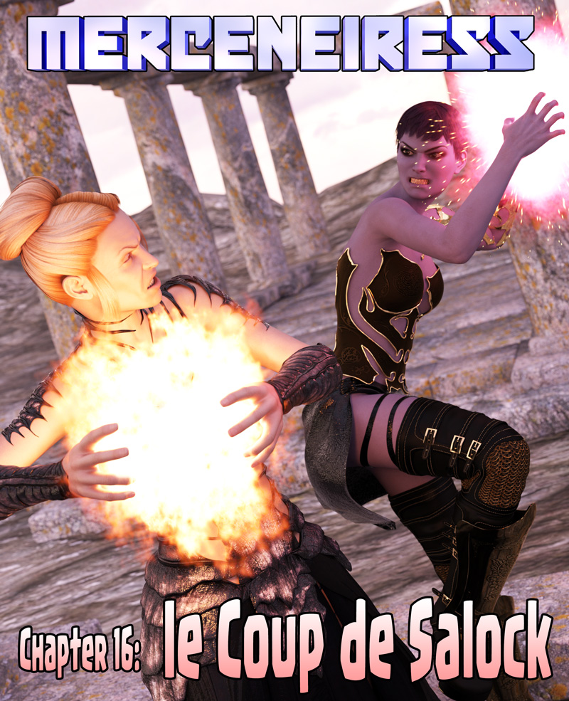 Chapter 16: le Coup de Salock
