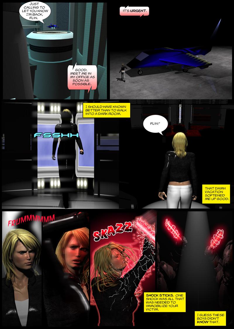 Chapter 2, page 31 – Betrayal