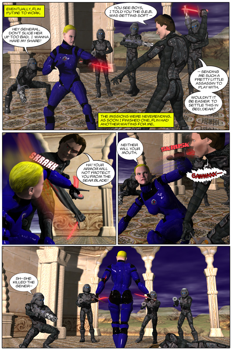 Chapter 2, page 6 – assassinator Tirin
