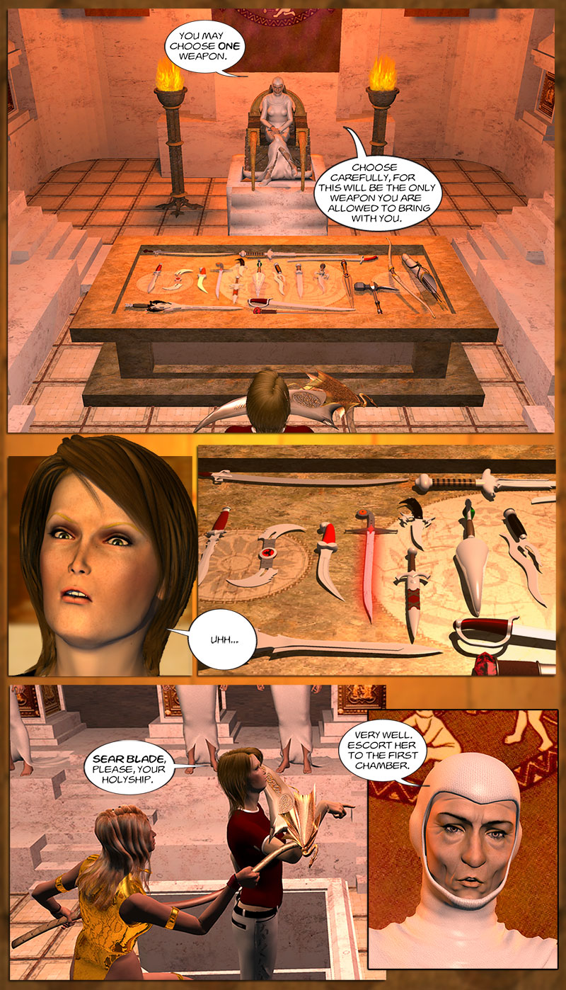 Chapter 3, page 17 – The Tedemsis Trial begins