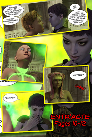Entr'acte pages 10-12