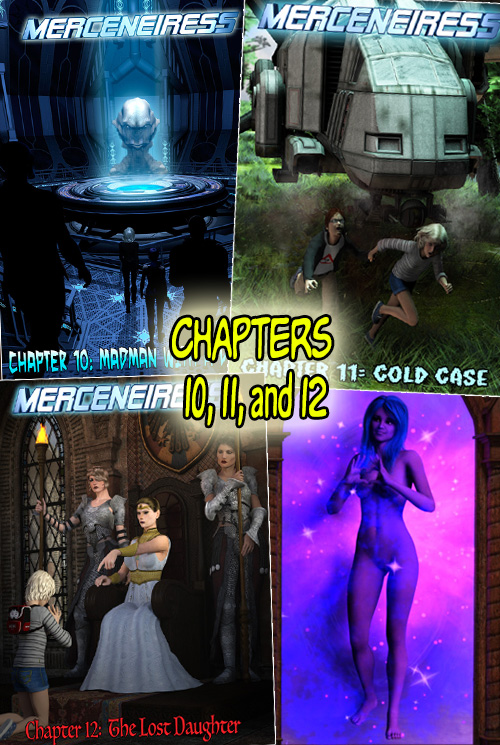 Chapters 10 to 12