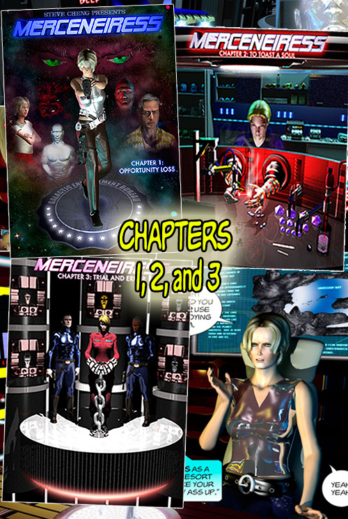 Chapters 1 to 3