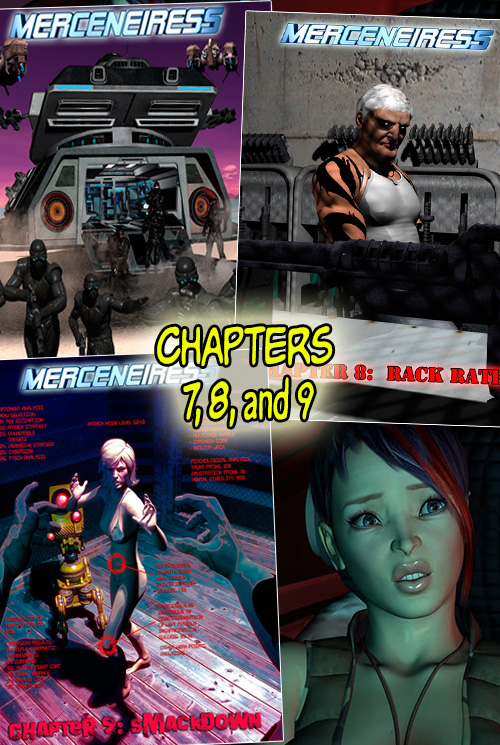 Chapters 7 to 9