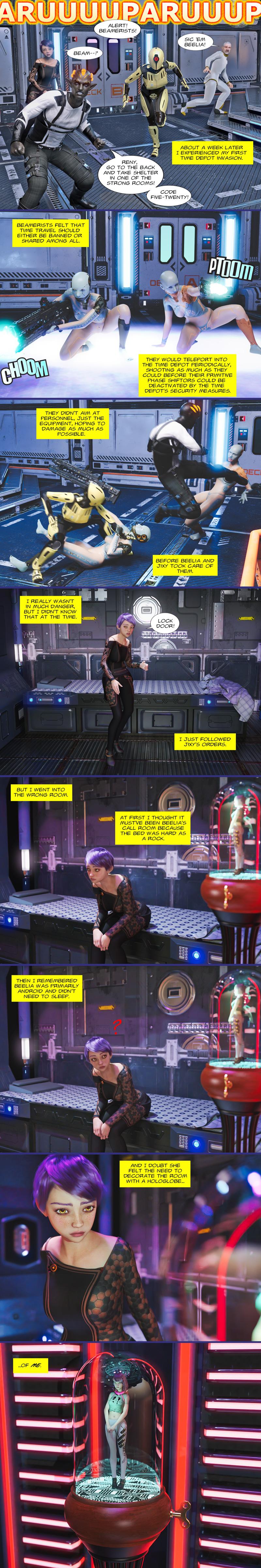 Chapter 19, page 13 – Reny Hologlobe