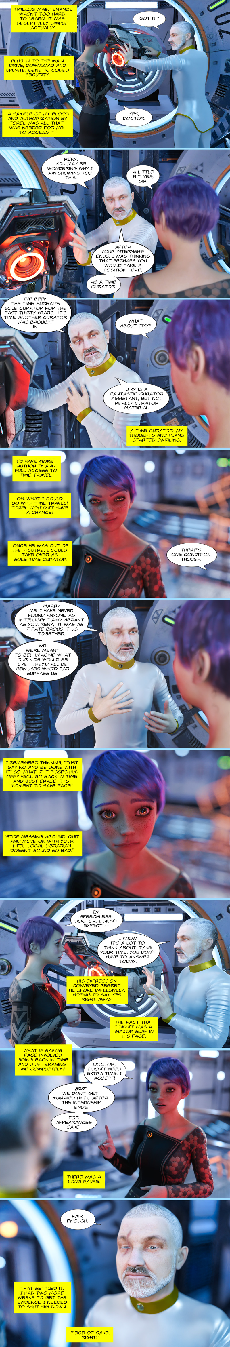 Chapter 19, page 16 – Torel's proposal